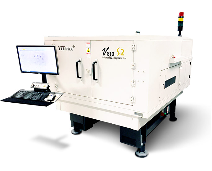 MPI Realizes Outstanding Benefits from ViTrox's V810 Standard AXI System - ViTrox - 웹