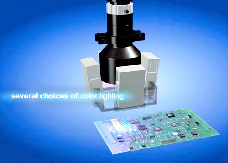 3d Advanced Optical Inspection Aoi V510i Optimus 3d